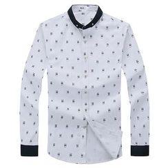 Lutai - Printed Casual Shirt