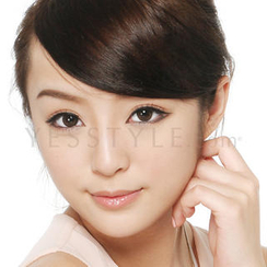 GEO - Magic Color Lens FC-724 (Fresh Brown)