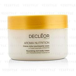 Decleor 思妍麗 - Aroma Nutrition Nourishing Rich Body Cream - For Dry Skin