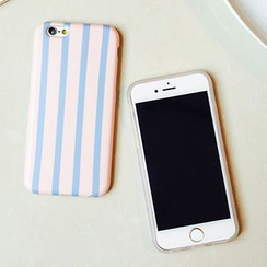 Casei Colour - Stripe Silicone Mobile Case - iPhone 6s / 6s Plus