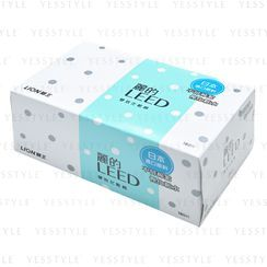 LION - LEED Beauty Puff (Blue Flower Box)