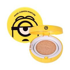 Missha 謎尚 - Minions Edition: Magic Cushion Moisture SPF50+ PA+++ With Refill (#23)