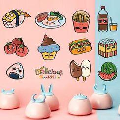LESIGN - Food Wall Sticker
