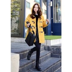 DEEPNY - Hooded Vivid Duffle Coat