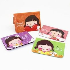 Evora - Cartoon Print Card Holder