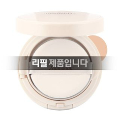 Mamonde - Cover Powder Cushion Refill Only SPF50+ PA+++ (#21 Peach Beige)