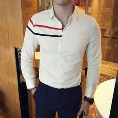 Besto - 条纹衬衫