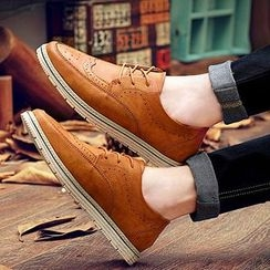 NOVO - Lace Up Casual Shoes