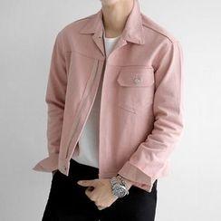 Seoul Homme - Washed Cotton Jacket