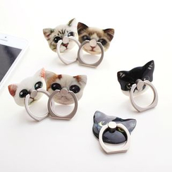 Lazy Corner - Cat Mobile Phone Ring Holder