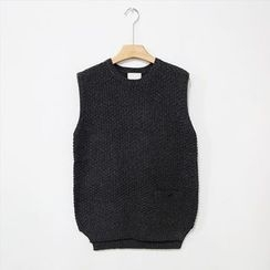Mr. Cai - Knit Vest