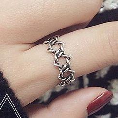 Kulala - 925 Sterling Silver Star Ring