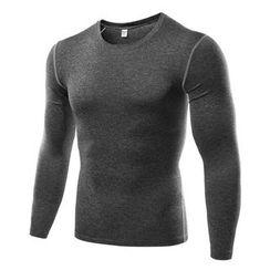 YUBE - Long-Sleeve Sport T-Shirt