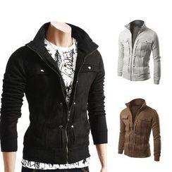 Aozora - Studded Zip Jacket