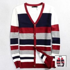 EDAO - Striped Cardigan