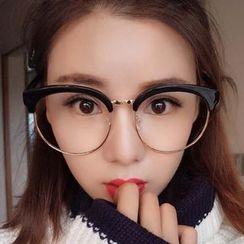 Sunny Eyewear - Semi-Rimless Glasses