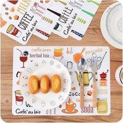Eggshell Houseware - Printed Table Mat