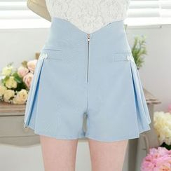 Tokyo Fashion - Bow-Accent Shorts