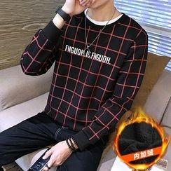JORZ - Check Sweatshirt