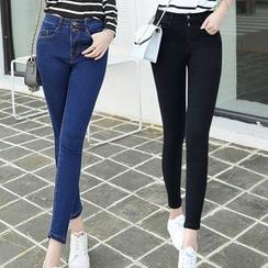 Iscat - 窄身牛仔裤