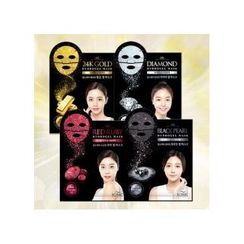 SCINIC - Black Pearl Hydrogel Mask 1pc
