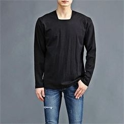 THE COVER - Square-Neck T-Shirt
