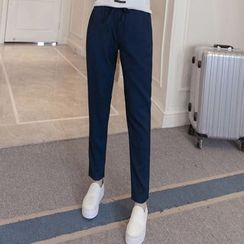 Isadora - Drawstring Straight Leg Pants