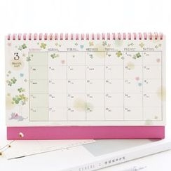 Cute Essentials - 2017 Desk Calendar