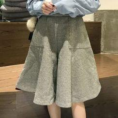 Dute - Knit Midi Skort