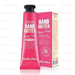 Faith in Face - Hand Butter Cherry Scoop