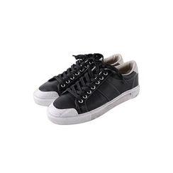 JOGUNSHOP - Faux-Leather Sneakers