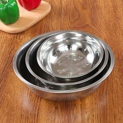 Yulu - Stainless Steel Bowl