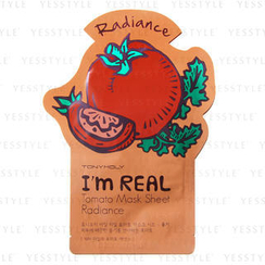 Tony Moly - I'm Real Tomato Mask Sheet (Radiance)