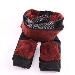 nooyi - Fleece-Lined Under Pants