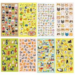 OH.LEELY - Diary Stickers