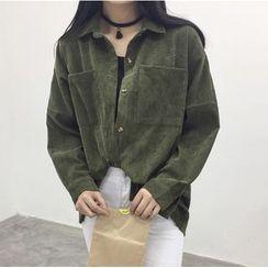 Oaksa - 灯芯绒衬衫