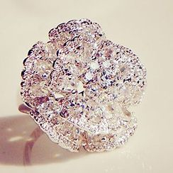 Nanazi Jewelry - Austrian Crystal Ring