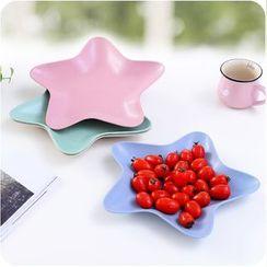 VANDO - 創意客廳塑膠水果零食盤