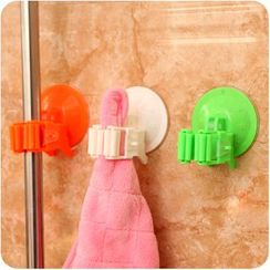 Homy Bazaar - Mop Holder with Suction Cup