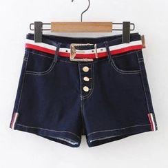 BOHIN - Denim Shorts