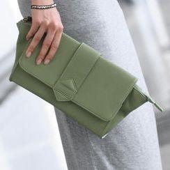 yeswalker - Faux Leather Shoulder Bag