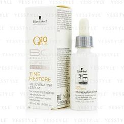 Schwarzkopf - BC Time Restore Q10 Plus Rejuvenating Serum (For Mature and Fragile Hair)