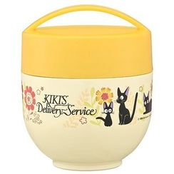Skater - Kiki's Delivery Service Thermal Café Bowl Lunch Box (Yellow)