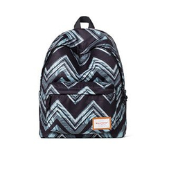 Mr.ace Homme - Chevron Nylon Backpack