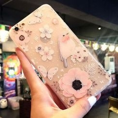 Kindtoy - Print  Mobile Case - iPhone 6 / 6 Plus