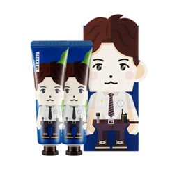 Nature Republic - Hand And Nature Hand Cream - Wild Berry (EXO Edition - Baek Hyun) 2pcs