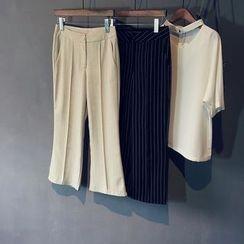芷蓯夕 - 喇叭褲