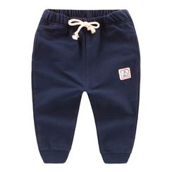 lalalove - Kids Drawstring Sweatpants
