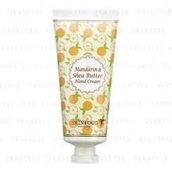 Skinfood - Mandarin and Shear butter Hand Cream