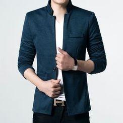 JEUX - Stand-collar Blazer